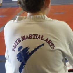 Elite Karate logo