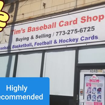 Tims Baseball Card Shop 14 Reviews Antiques 4549 N