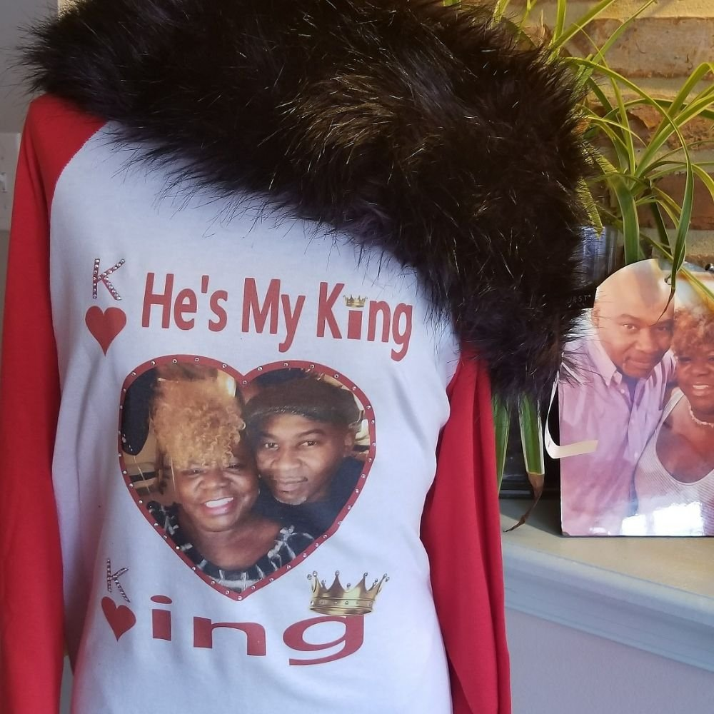Kings Queens Valentines Day Personalize Kings And Queens