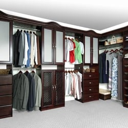 Superieur Photo Of Solid Wood Closets   Glendale, CA, United States. Closet Organizers