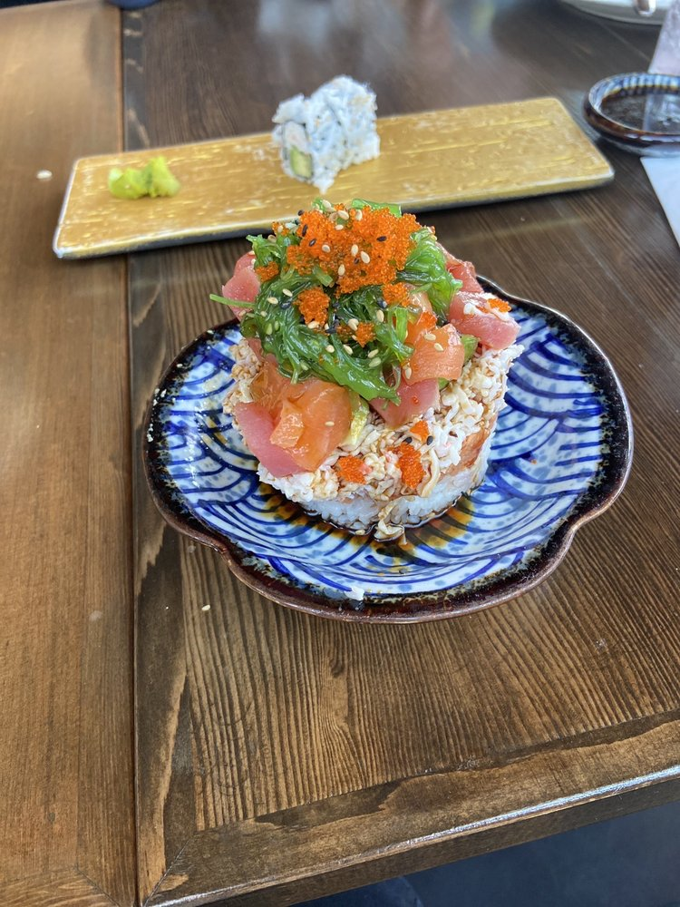Kobe Sushi + Bar: 33 Nichols Pkway, Hood River, OR