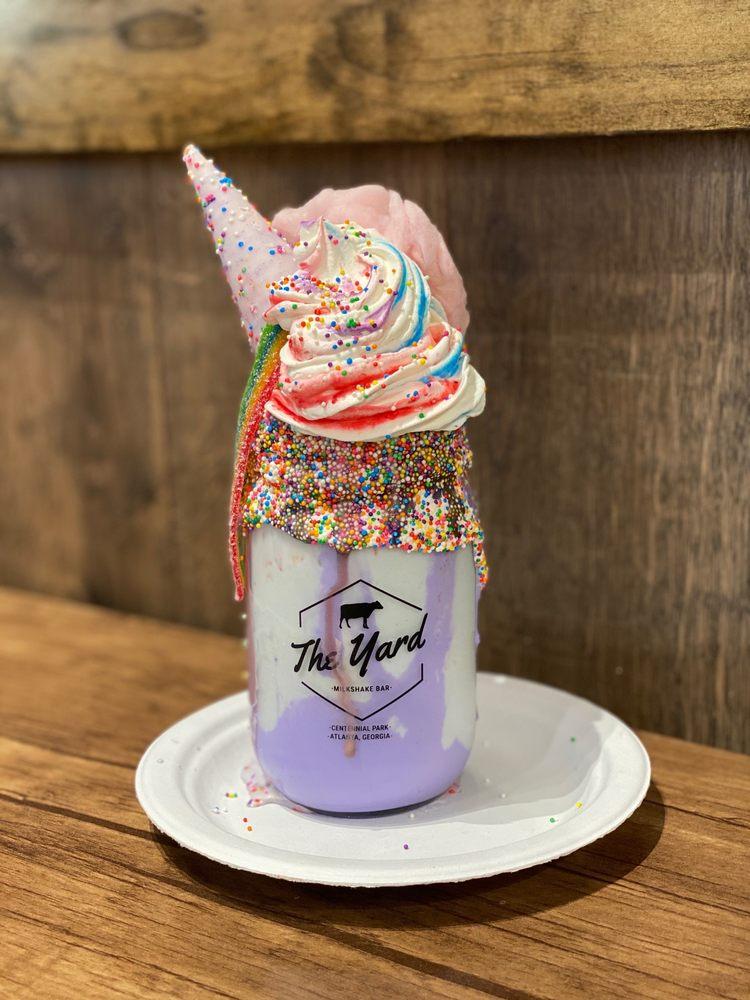 The Yard Milkshake Bar: 341 Marietta St NW, Atlanta, GA