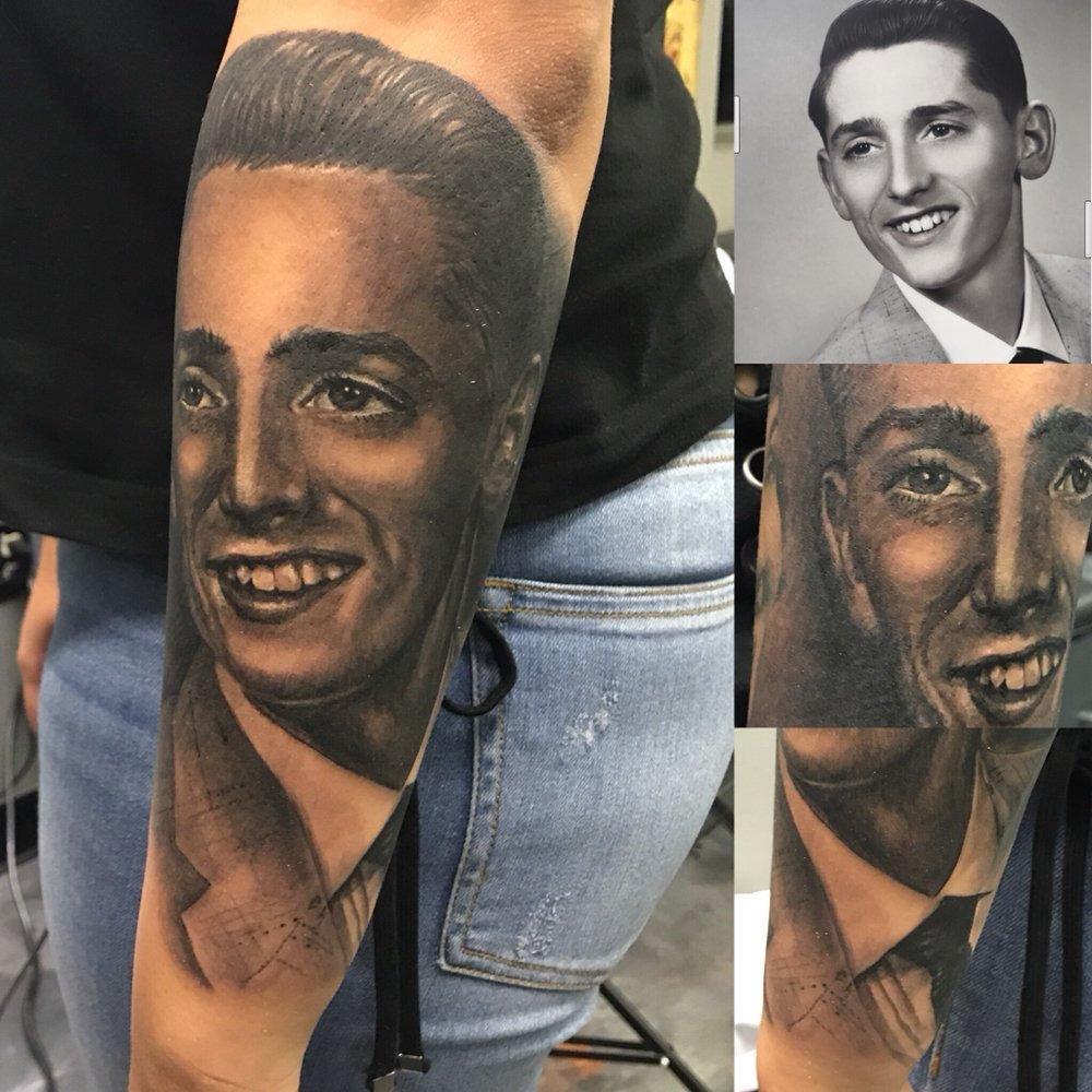 Roots Tattoo Studio: 257 E 6th St, Beaumont, CA