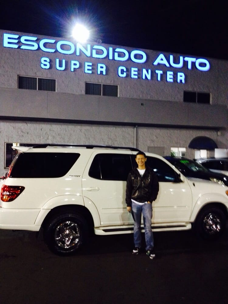 This Is The Toyota Sequoia I Bought From The Escondido Auto Super Center Yelp