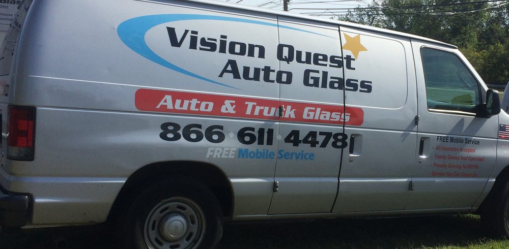 Vision Quest Auto Glass: 470 US-22, Whitehouse Station, NJ