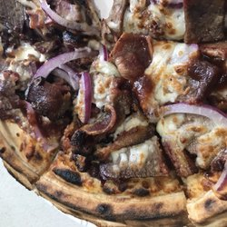 Photo Of Twisted Barrel Wood Fired Pizza Rochester Mn United States The