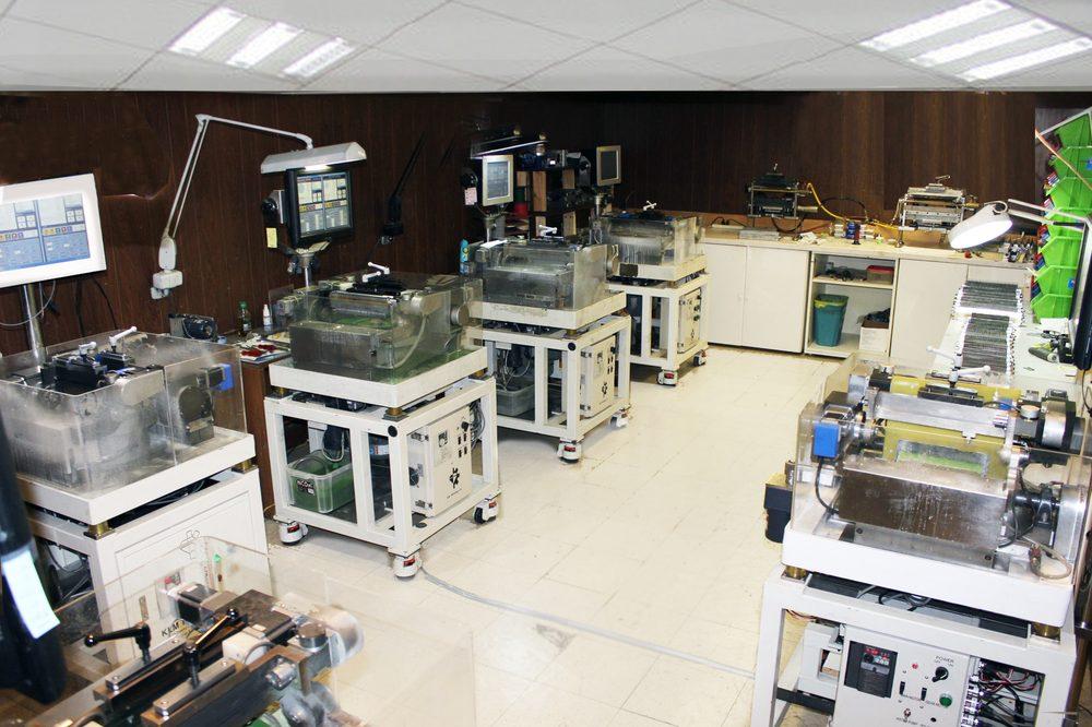 Gem cutting machines at Americut Gems  - Yelp