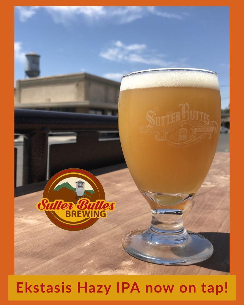 Sutter Buttes Brewing: 421 Center St, Yuba City, CA