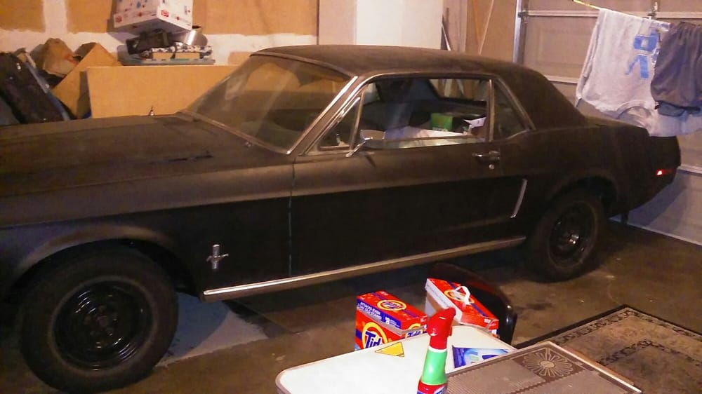 Project im working on 68 stang new ingine th works jus like a photo of shultz steel company south gate ca united states project im sciox Image collections