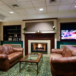 Photo Of Hawthorn Suites By Wyndham Franklin Ma United States Lobby