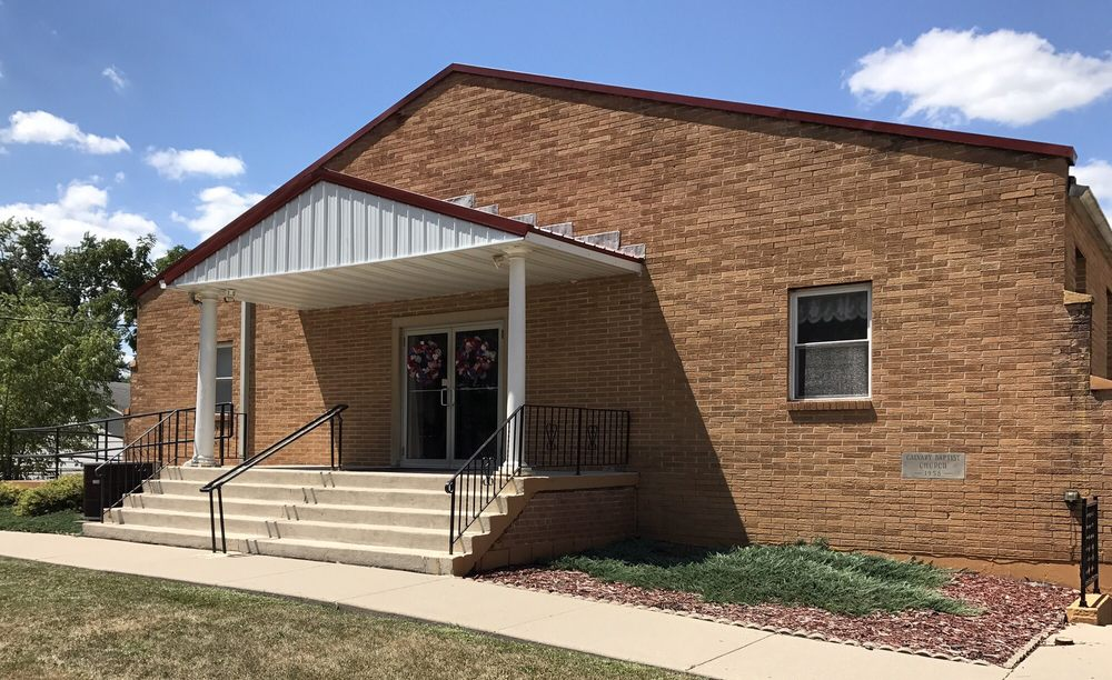 Calvary Baptist Church: 915 Overman Ave, Ottumwa, IA
