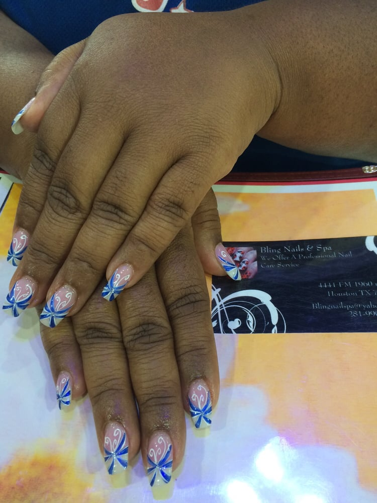 Bling Nail And Spa Houston Tx
