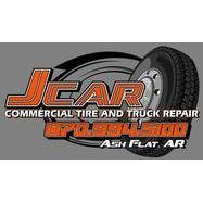JCAR Commercial Tire and Repair: 45 Industrial Dr, Ash Flat, AR