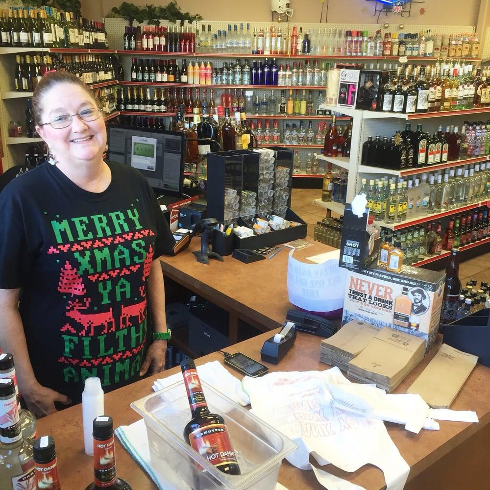 K-Liquor: 1001 S Red River Expy, Burkburnett, TX