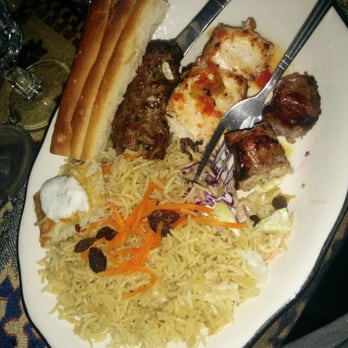 Afghan kebab house ii order food online 55 photos for Afghan kebob cuisine menu