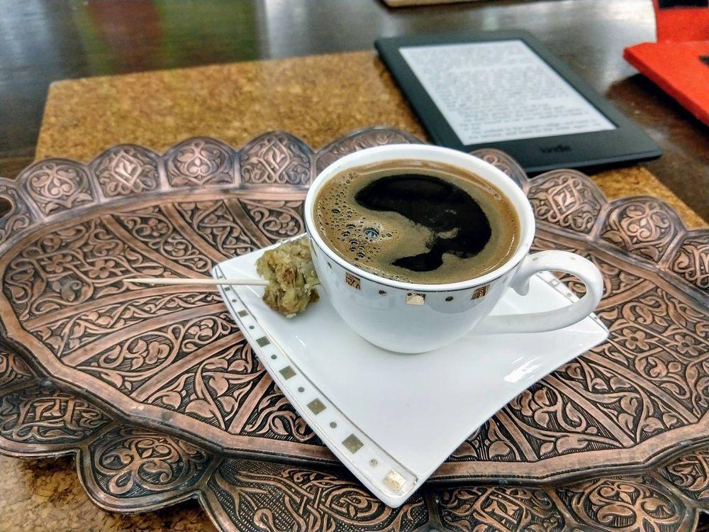 Fika Cafe: 480 Primrose Rd, Burlingame, CA