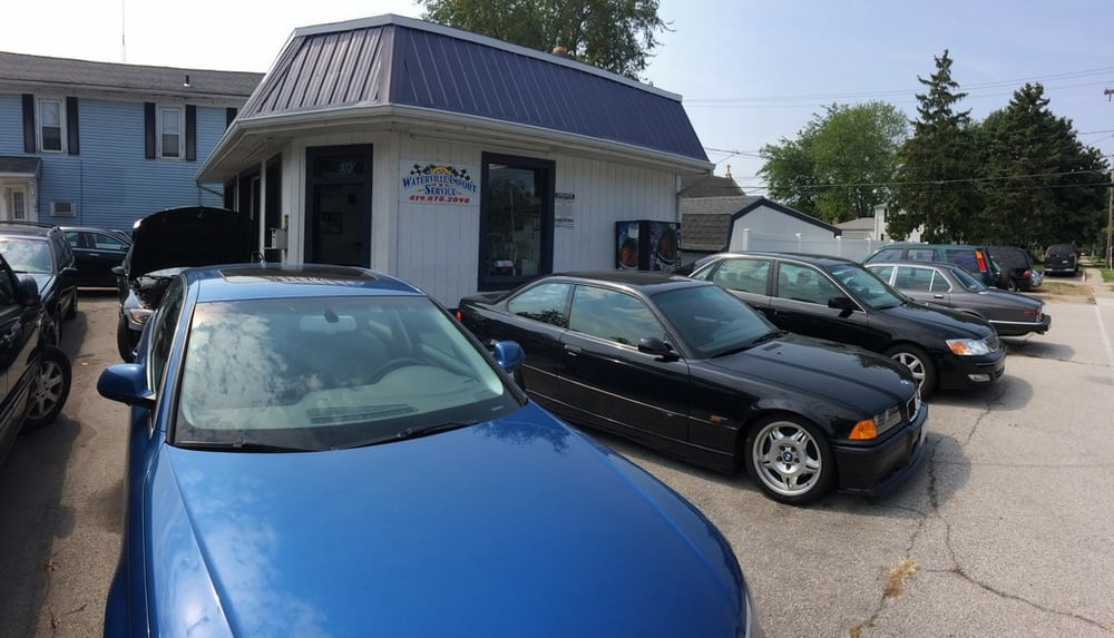 Waterville Import Auto Service: 37 N River Rd, Waterville, OH