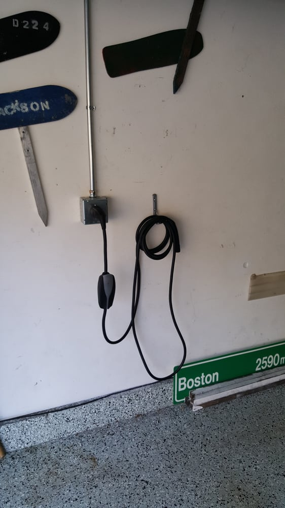 Photo of Modern Electrical Services - Los Angeles CA United States. Tesla Nema : nema 14 50 wiring - yogabreezes.com