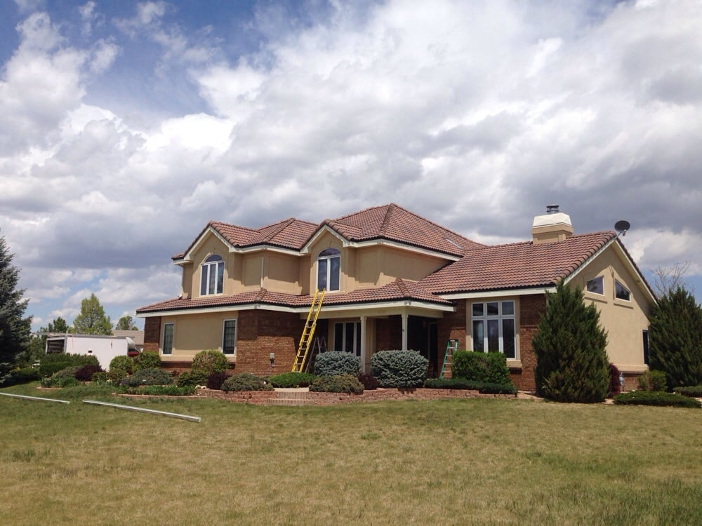 6 Quot Gutter Install In Windsor Co Yelp