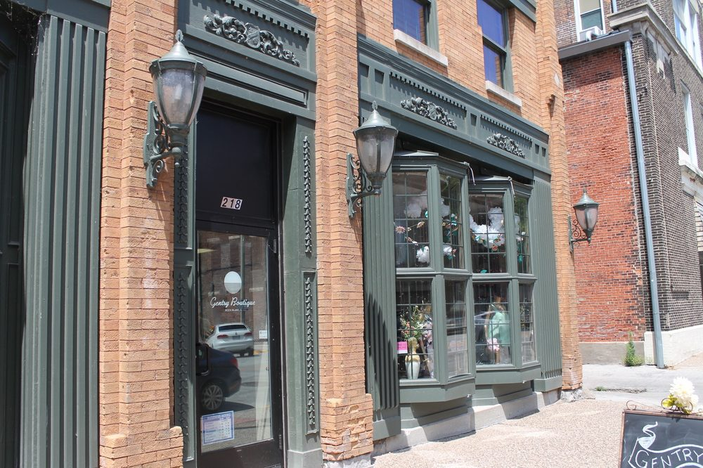 Gentry Boutique: 218 18th St, Rock Island, IL