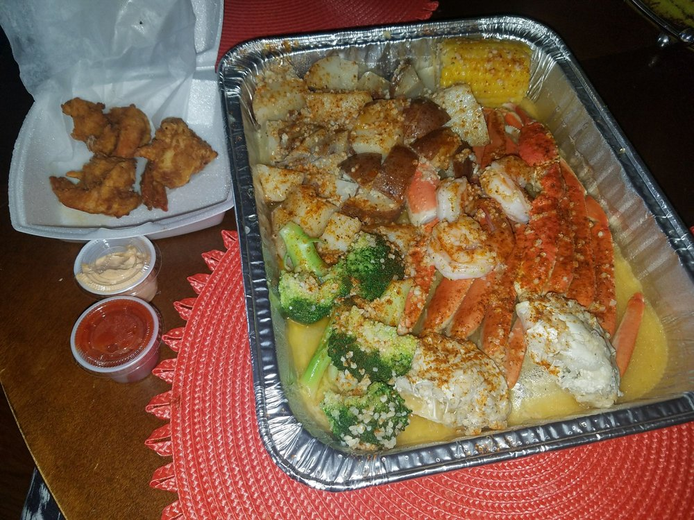 Nemo's Seafood: 230 Rhode Island Ave, East Orange, NJ