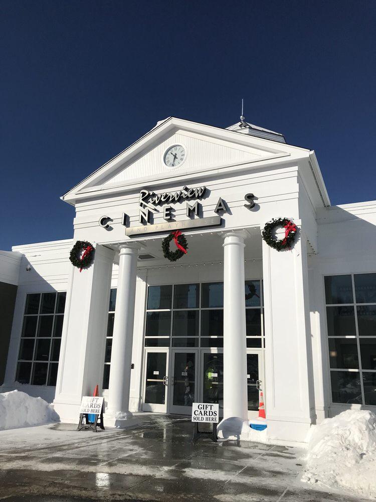 Riverview Cinemas: 690 Main St S, Southbury, CT
