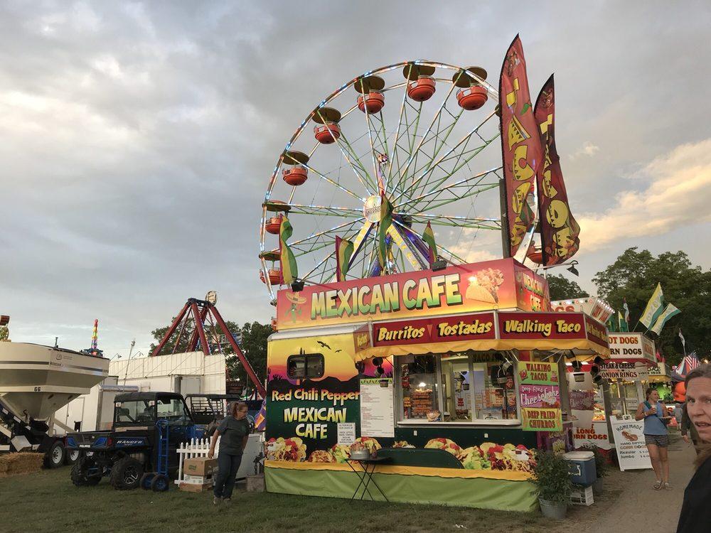 Allegan County Fair: 150 Allegan County Fair Dr, Allegan, MI