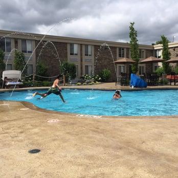 Photo Of Hotel Marshfield Wi United States Huge Heated Pool