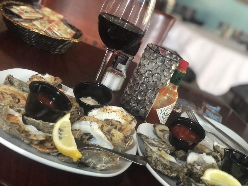 Social Spots from George's Lowcountry Table