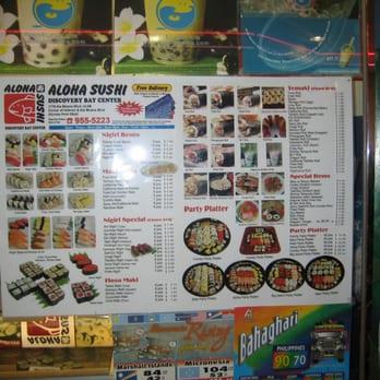 Aloha sushi 50 photos 89 reviews japanese 1778 ala for Aloha asian cuisine sushi