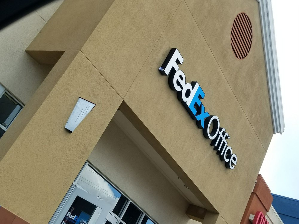 FedEx Office Print & Ship Center: 1473 Fitzgerald Dr, Pinole, CA
