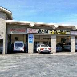 A And M Auto >> A M Auto Repair Service Closed 1111 Cole Ave
