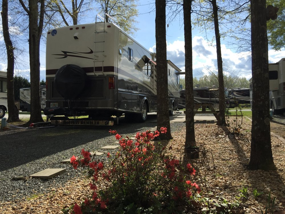 Twin Oaks RV Park: 305 Georgia 26 E, Elko, GA