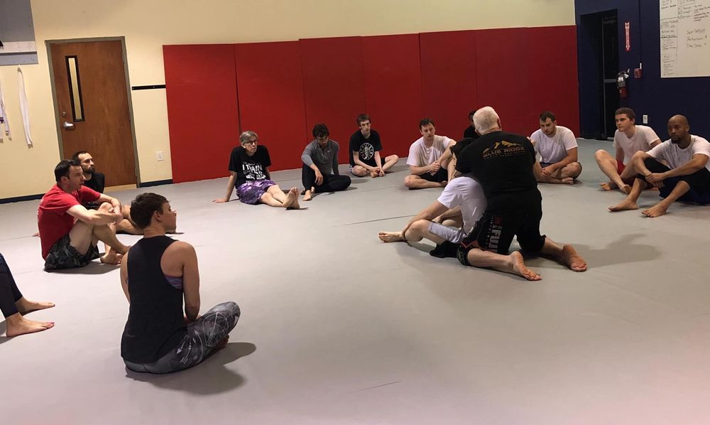 Raleigh Institute of Martial Arts