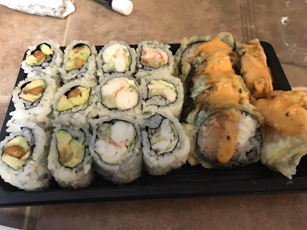 Fuji Japanese Sushi & Grill: 203 Woodgate Dr S, Brandon, MS