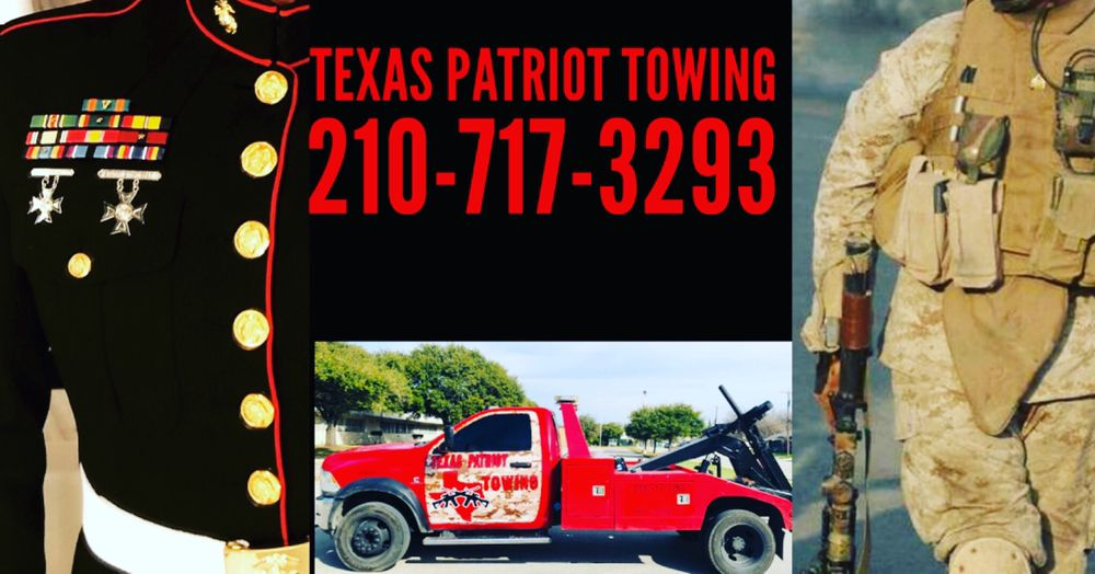 Texas Patriot Towing: San Antonio, TX