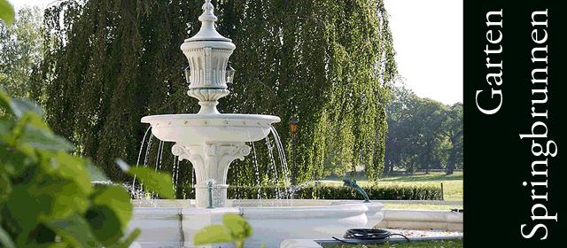 Springbrunnen ein blickpfang f r den garten gartenbrunnen aus beton von klein bis ganz gro yelp - Gartenbrunnen hamburg ...