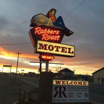 Foto Di Robbers Roost Motel Green River Ut Stati Uniti
