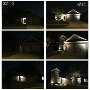 Photo Of Outdoor Lighting Perspectives Of North Houston   Spring, TX,  United States.