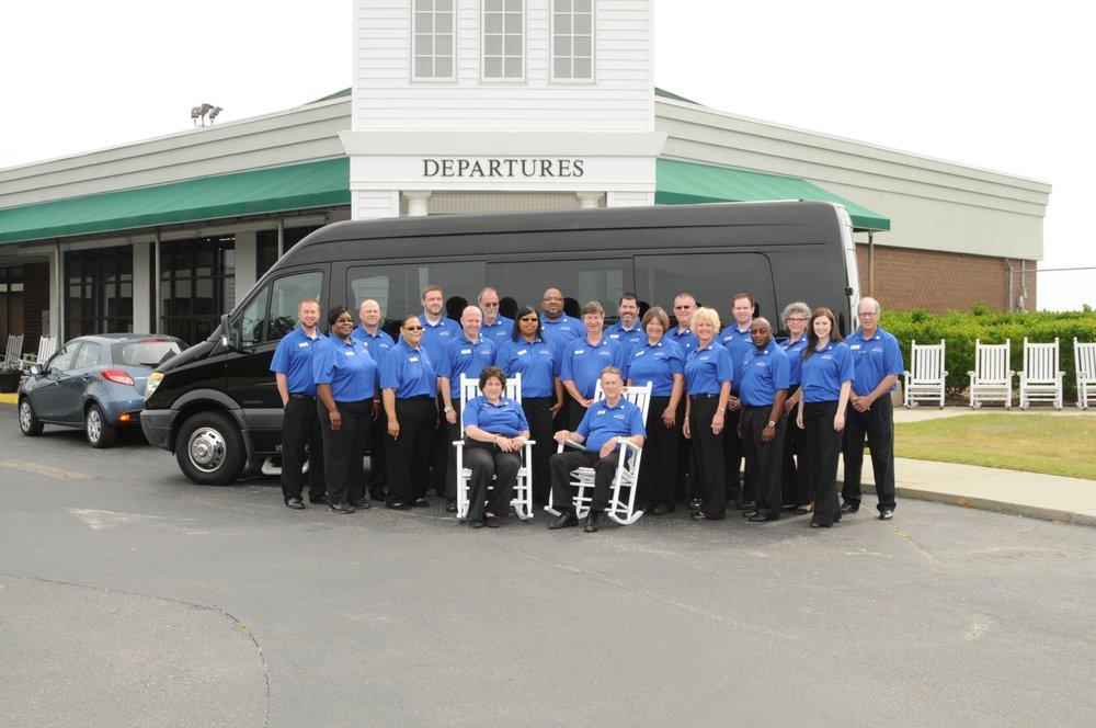 Kirk Tours & Limousine: 90 Cherokee Rd, Pinehurst, NC