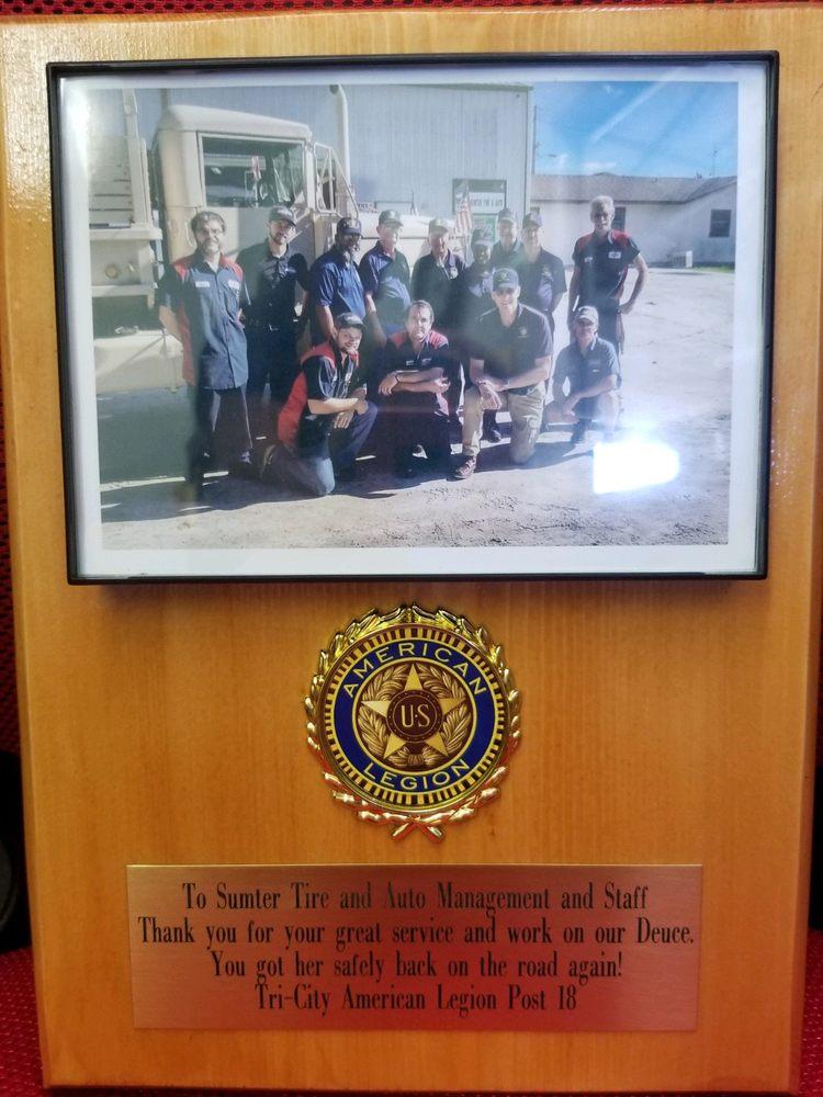 Sumter Tire & Auto: 810 N Main St, Wildwood, FL
