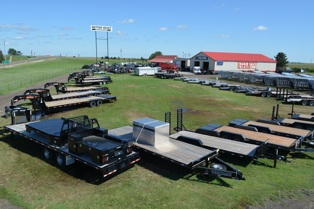 Better Built Trailers, LLC: 2931 K 23, Grainfield, KS