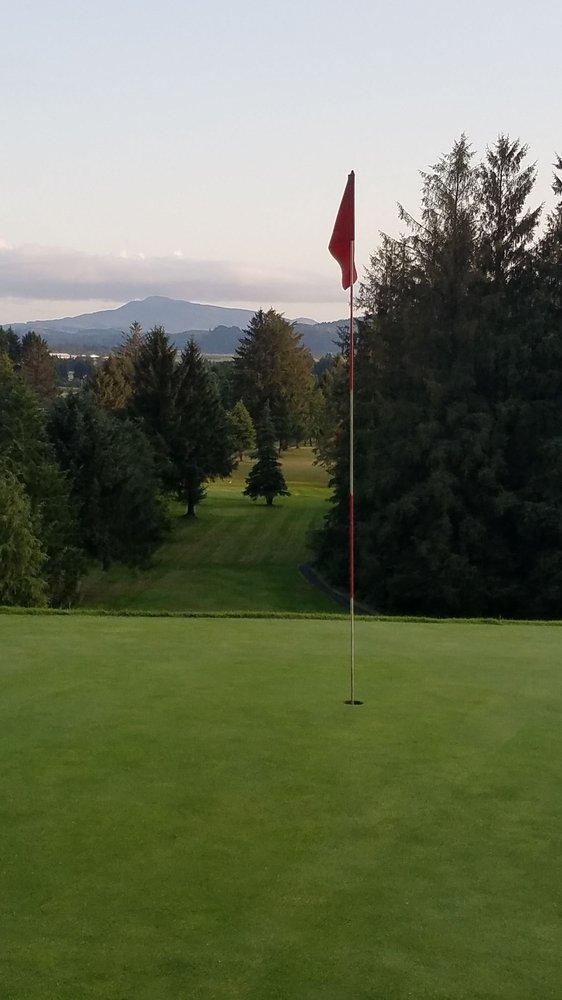 Alderbrook Golf Course: 7300 Alderbrook Rd, Tillamook, OR
