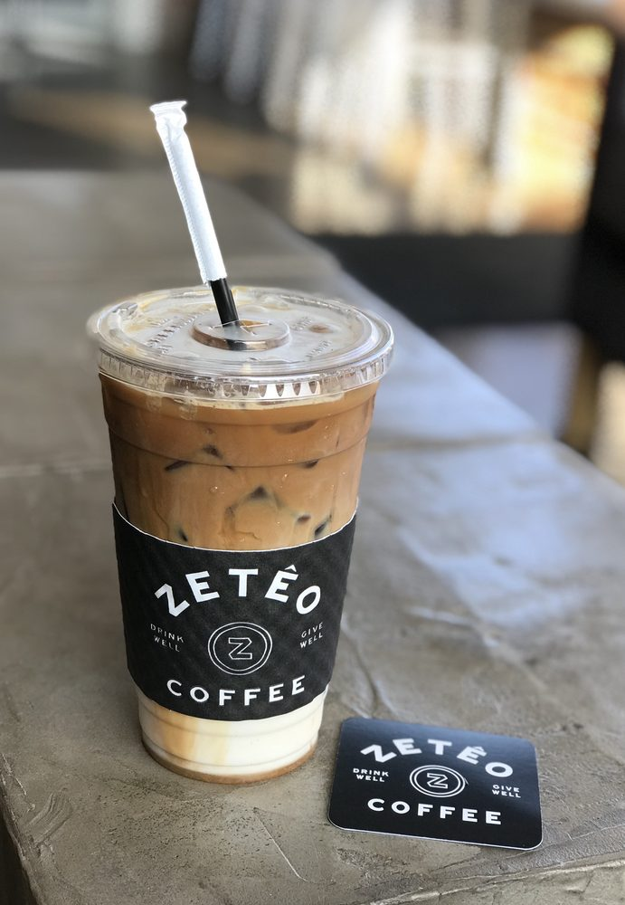 Zetêo Coffee: 911 W Oak St, Conway, AR