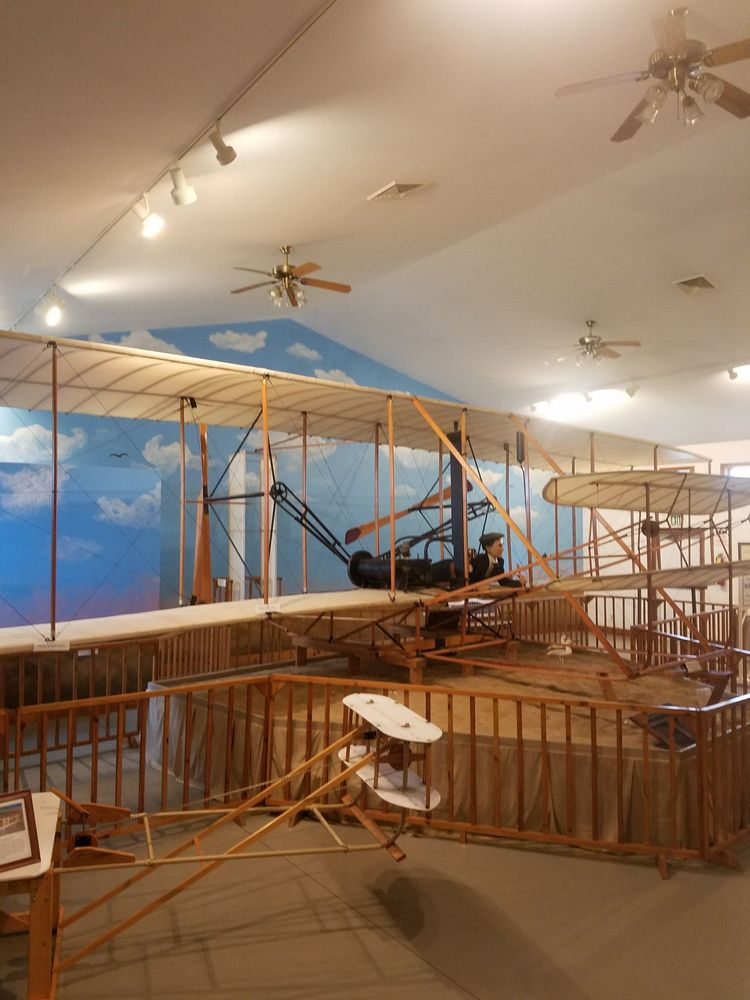Wilbur Wright Birthplace: 1525 N County Road 750 E, Hagerstown, IN