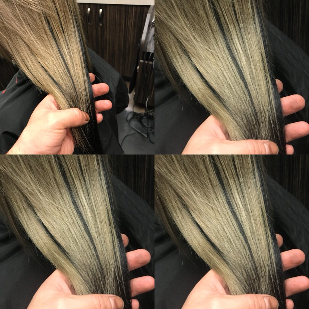 2 Tones Hair Color Yelp