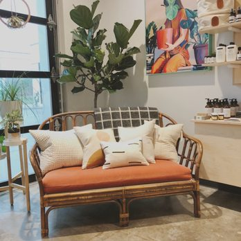 Small home goods such as handmade pillows in store! - Yelp