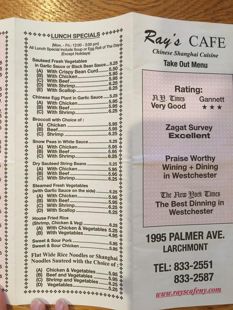 Ray S Cafe Larchmont Ny