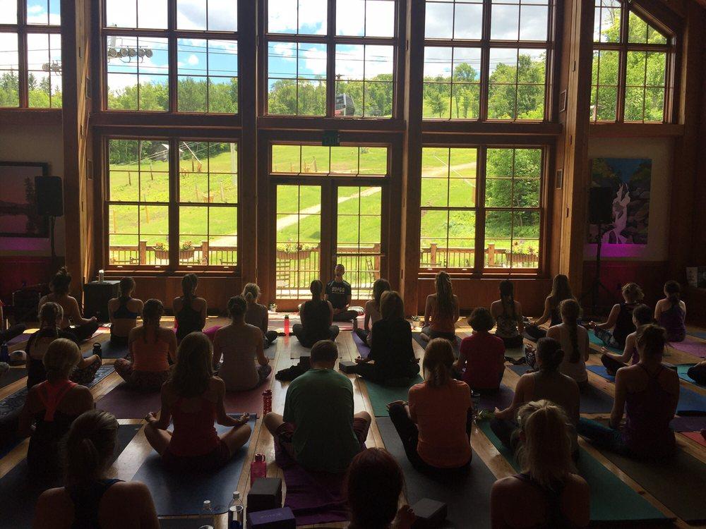 Basil Yoga Center: 31 Bailey Ave, Ridgefield, CT