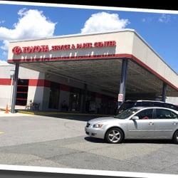 Photo Of Fitzgerald Toyota Service Center   Gaithersburg, MD, United States